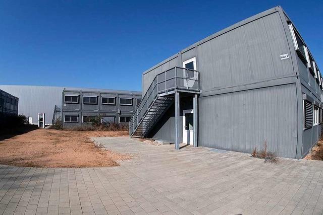 Landkreis und Lieferfirma legen Containerstreit mit Prozessvergleich bei