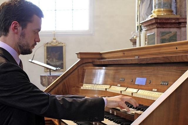 Wenn die Orgel zum Orchester wird