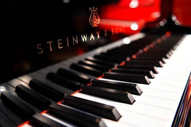 Steinway – der schwarze Riese