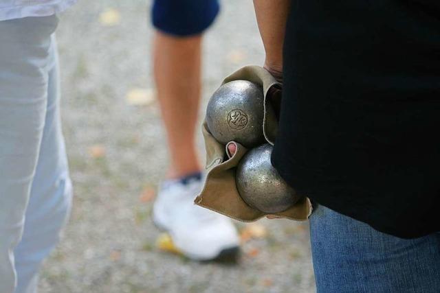 Trainer von Boule 95 Denzlingen: