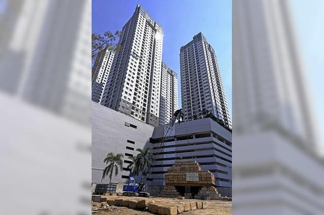 Indonesien verlegt seine Hauptstadt
