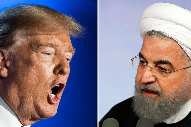 In die Irankrise kommt Bewegung