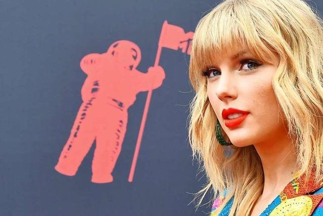 MTV Video Music Awards für Eilish, Swift und Grande