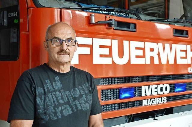 Wie bereitet sich die Rheinfelder Feuerwehr auf Akkubrände bei E-Autos vor?