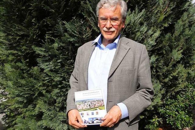 Schallstadts Geschichtsverein feiert im Käppele 30-jähriges Bestehen