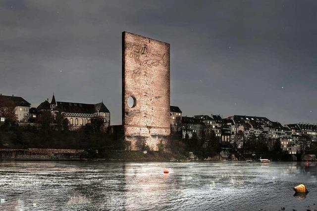Wie Basel ohne das Münster aussehen würde