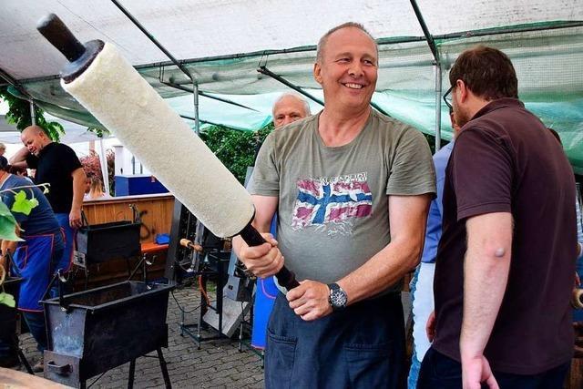 Alle Partnerstädte sind wieder beim Straßenfest in Lörrach-Stetten dabei