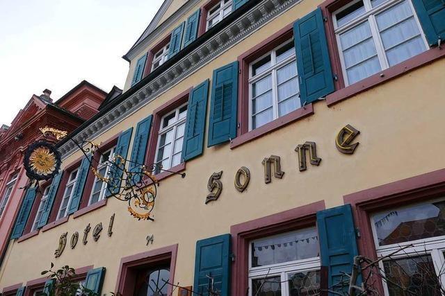 Offenburgs ältestes Gasthaus steht zum Verkauf – für 3,1 Millionen Euro