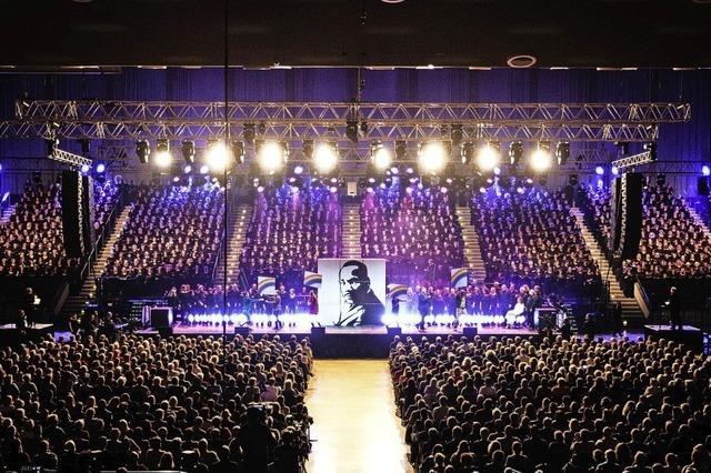 Creative Kirche und Golden Harps suchen Sängerinnen und Sänger