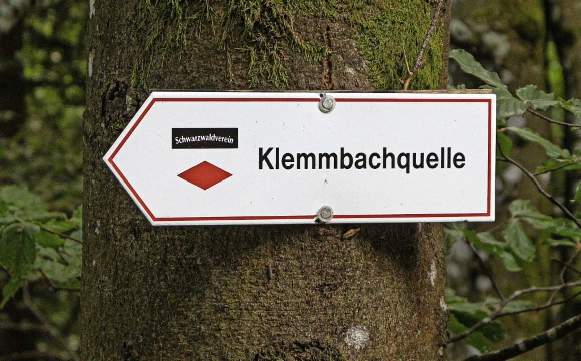 Die Klemmbachquelle ist selbst für weniger geübte Wanderer gut zu erreichen.  | Foto: Alexander Huber