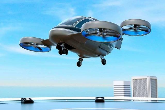 E-Fliegen in Lahr: Das Projekt birgt Chancen