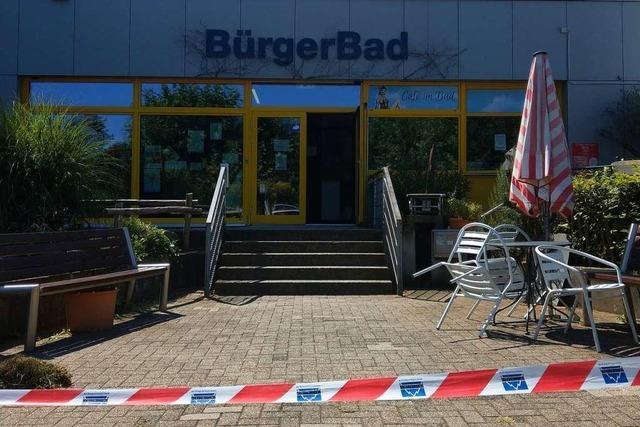 Das Merzhauser Bürgerbad ist noch bis zum 2. September geschlossen