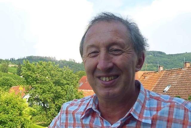 Gerd Schüler verabschiedet sich nach 20 Jahren aus dem Ebringer Rat