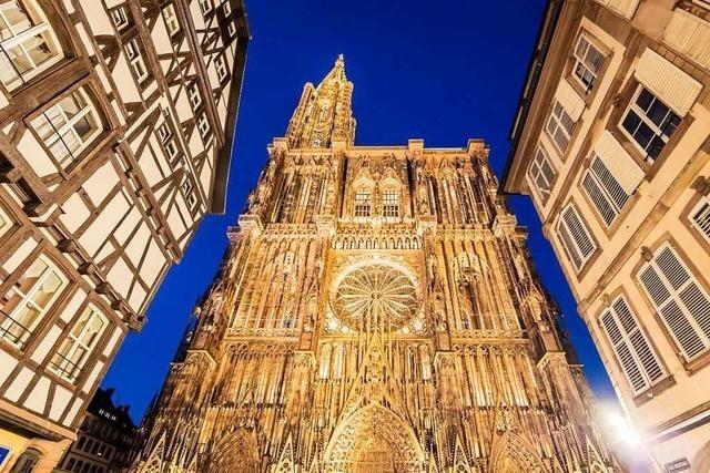 Straßburg ist nicht nur beliebtes Touristen-Ziel, sondern auch Jobmotor