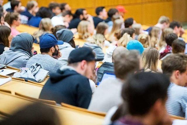 Die Einigkeit der sonst konkurrierenden Hochschulen verleiht dem Weckruf Nachdruck
