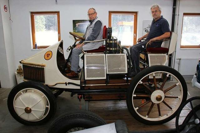 Dieser Porsche fuhr schon vor 120 Jahren mit Strom