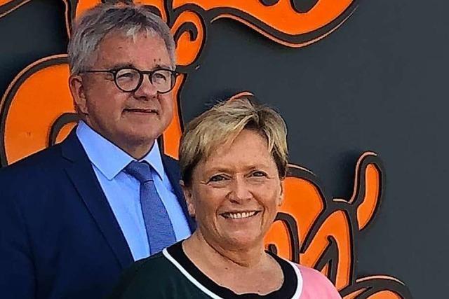 CDU-Spitzenkandidatin Eisenmann besucht Wahlkreis von Guido Wolf
