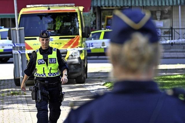 Schweden ist schockiert