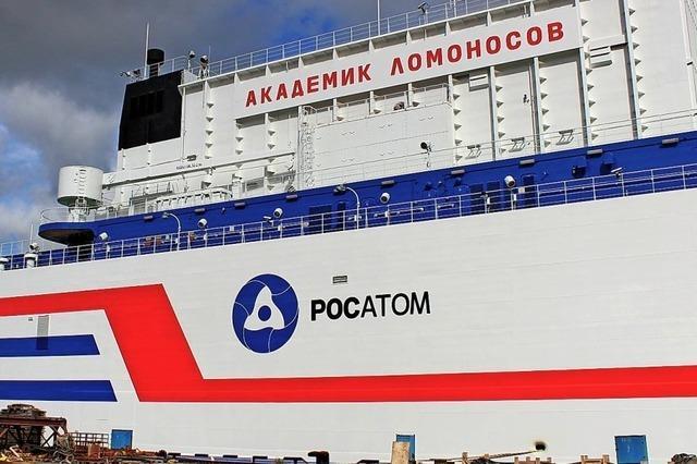 Russland greift nach der Arktis