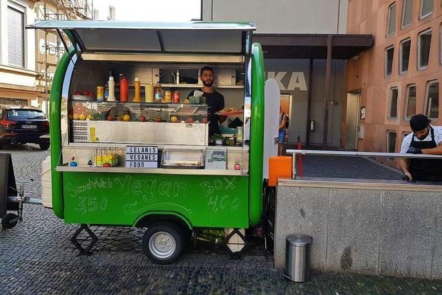 Ein Freiburger verkauft bundesweit Foodtrucks – und nun zum ersten Mal auch in Freiburg