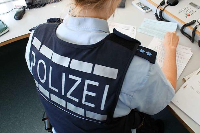 Polizei spricht sechs Platzverweise nach Ruhestörung in Lörrach aus