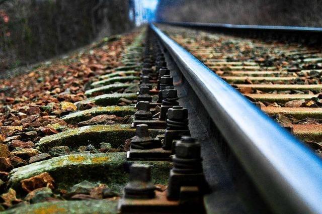 Bürger können sich zum Ausbau der Rheintalbahn zwischen Riegel und March äußern