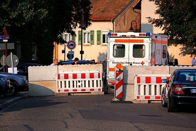 Polizei will auf dem Breisacher Weinfest Präsenz zeigen