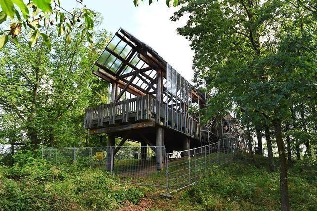 Lärmgeplagte Anwohner fordern ein Konzept für den Forstpavillon am Flückigersee