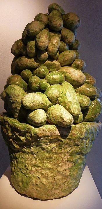 Gebackene Kartoffeln, einmal anders    Foto: Anne Freyer