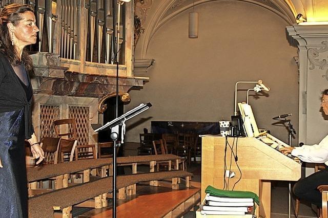 Für Wieland Meinhold ist das Orgelspiel eine Berufung