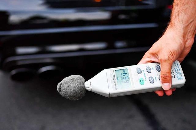 Was 2,5 Dezibel weniger Verkehrslärm wirklich ausmachen