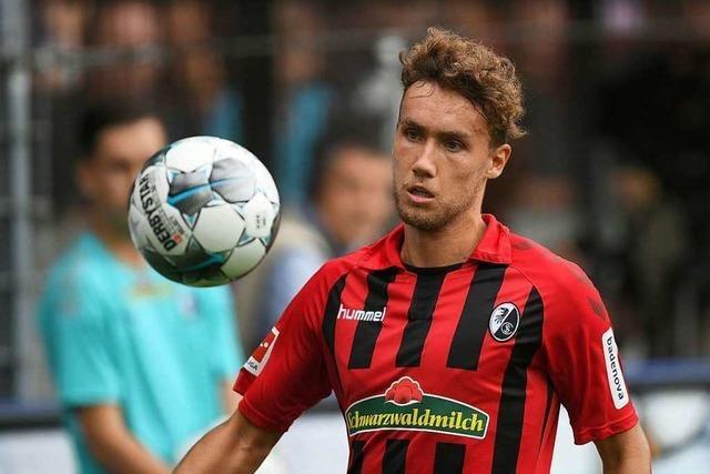 Löw nominiert Luca Waldschmidt für EM-Qualifikationsspiele
