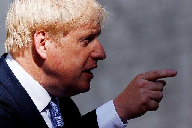 Johnsons Manöver grenzt an Demokratieverachtung