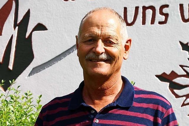 Eugen Schreiner scheidet nach 25 Jahren aus Oberrieder Gemeinderat