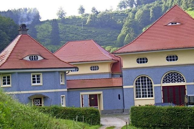 Gütermann lieferte einst den Strom für 30 Gemeinden