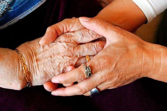 Die Eichstetter Gruppe des Hospizdienstes sucht neue ehrenamtliche Mitarbeiter