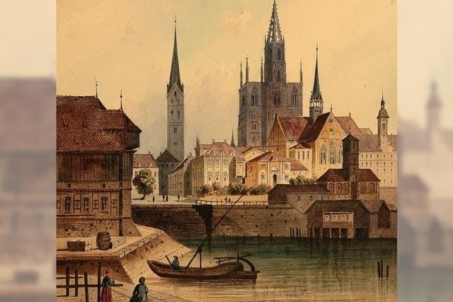 Vom Römerkastell zur Konzilsstadt