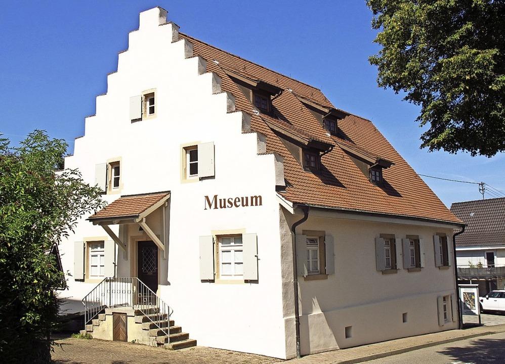 Das Stapflehaus in Bamlach war früher ein Bauernhaus.   | Foto: Jutta Schütz