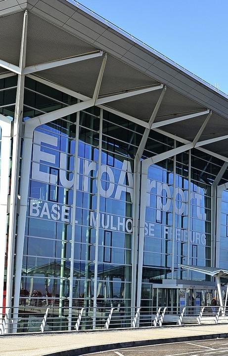 Die Basler Handelskammern und die IHK ...inen leistungsstarken Euroairport ein.  | Foto: Annette Mahro