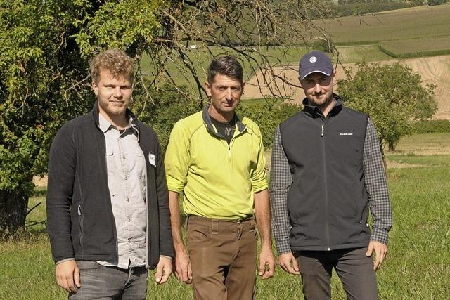 Landwirte als Naturschützer