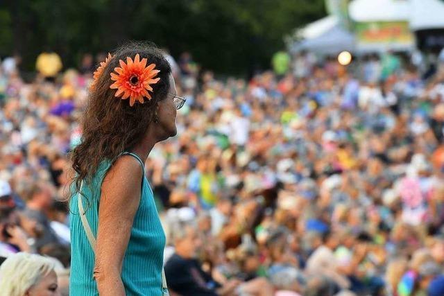 Wie der Hippie-Spirit von Woodstock bis nach Eschbach wirkte