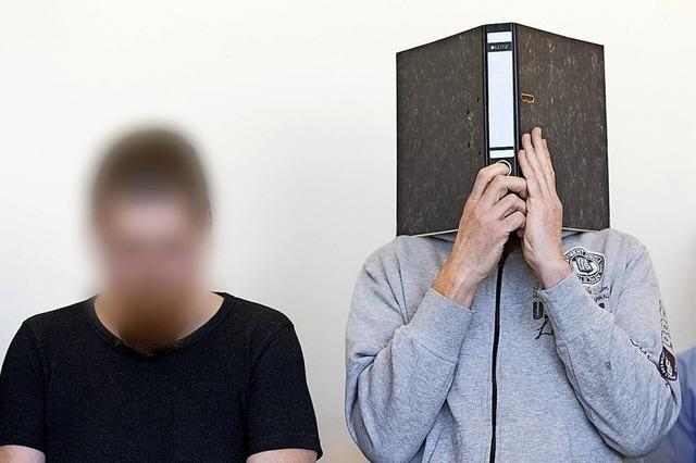 Verteidiger fordert zwölf Jahre Haft