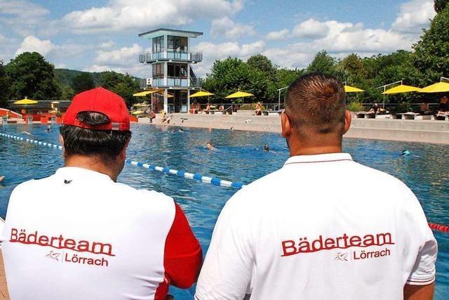 Die Bademeister in Lörrach brauchen Verstärkung