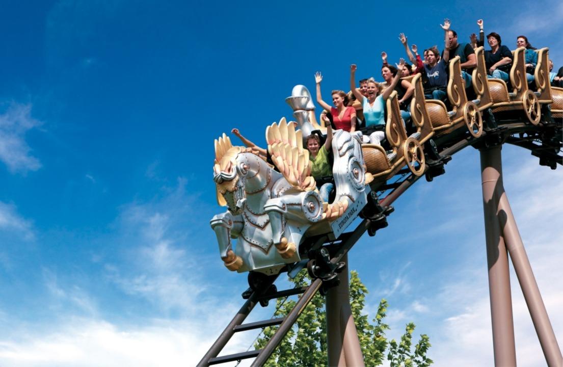 Schafft Spaß und Arbeitsplätze für viele in der Region: der Europa-Park.     Foto: Europa-Park