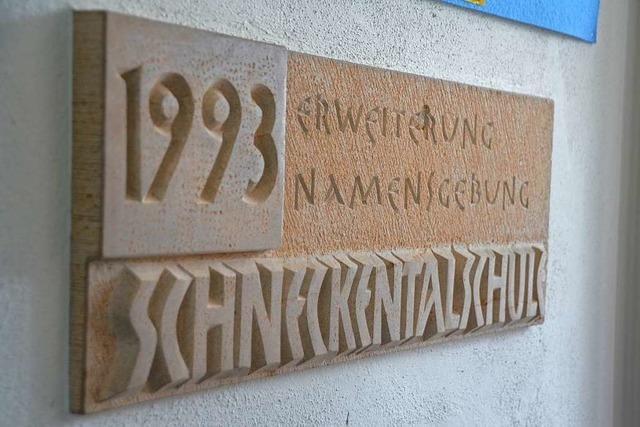 Die Schneckentalschule in Pfaffenweiler sucht Jugendbegleiter