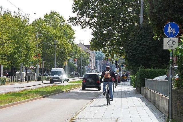 Warum häufen sich in Friedlingen Fahrradunfälle?