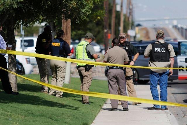 Fünf Tote und 21 Verletzte nach Schüssen in Texas