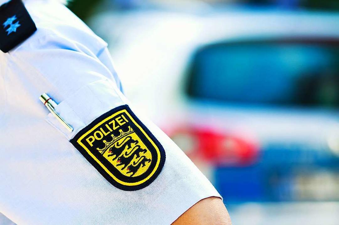 Am Samstagmittag wird ein Schweizer Eh...– die Polizei sucht nach Zeugen.  | Foto: Dominic Rock