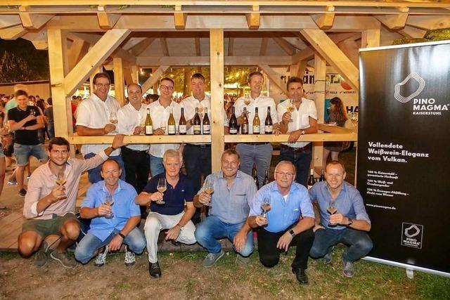 60.000 Besucher kommen an ersten beiden Tagen zum Breisacher Weinfest