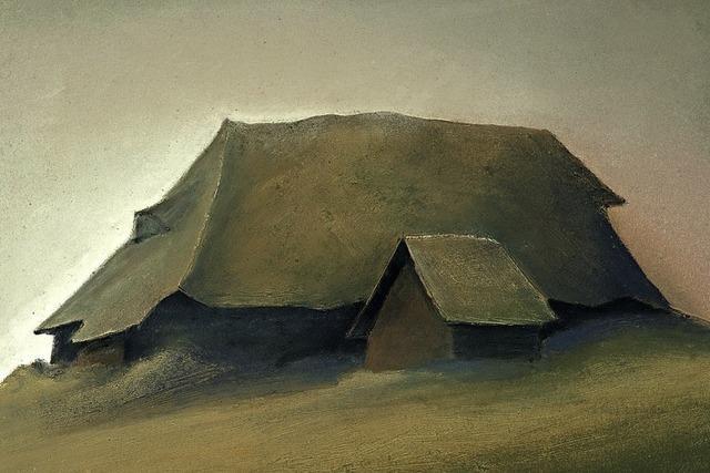 Offenes Atelier des Hochschwarzwälder Künstlers Albi Maier in Feldberg